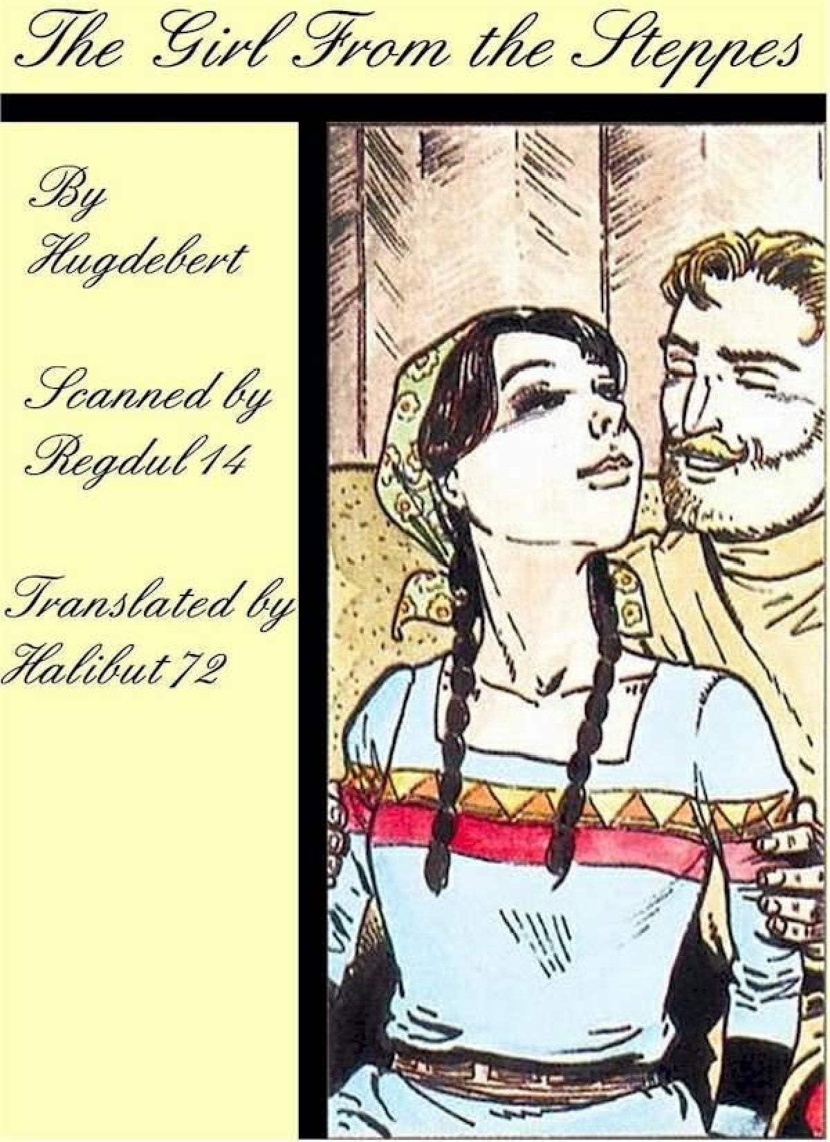 [Hugdebert] The Girl From The Steppes
