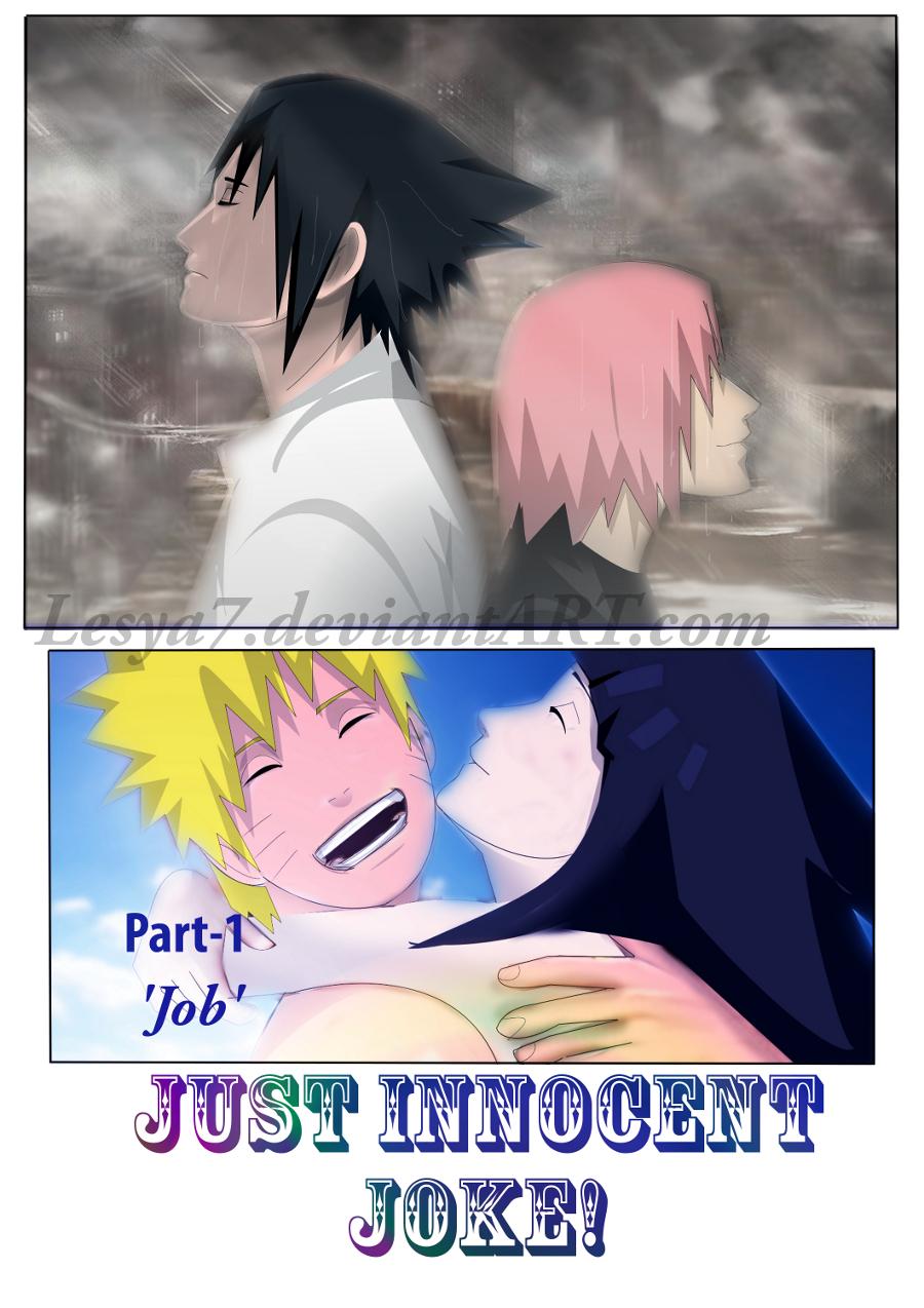 [Lesya7] Just Innocent Joke! (Naruto) [Ongoing]