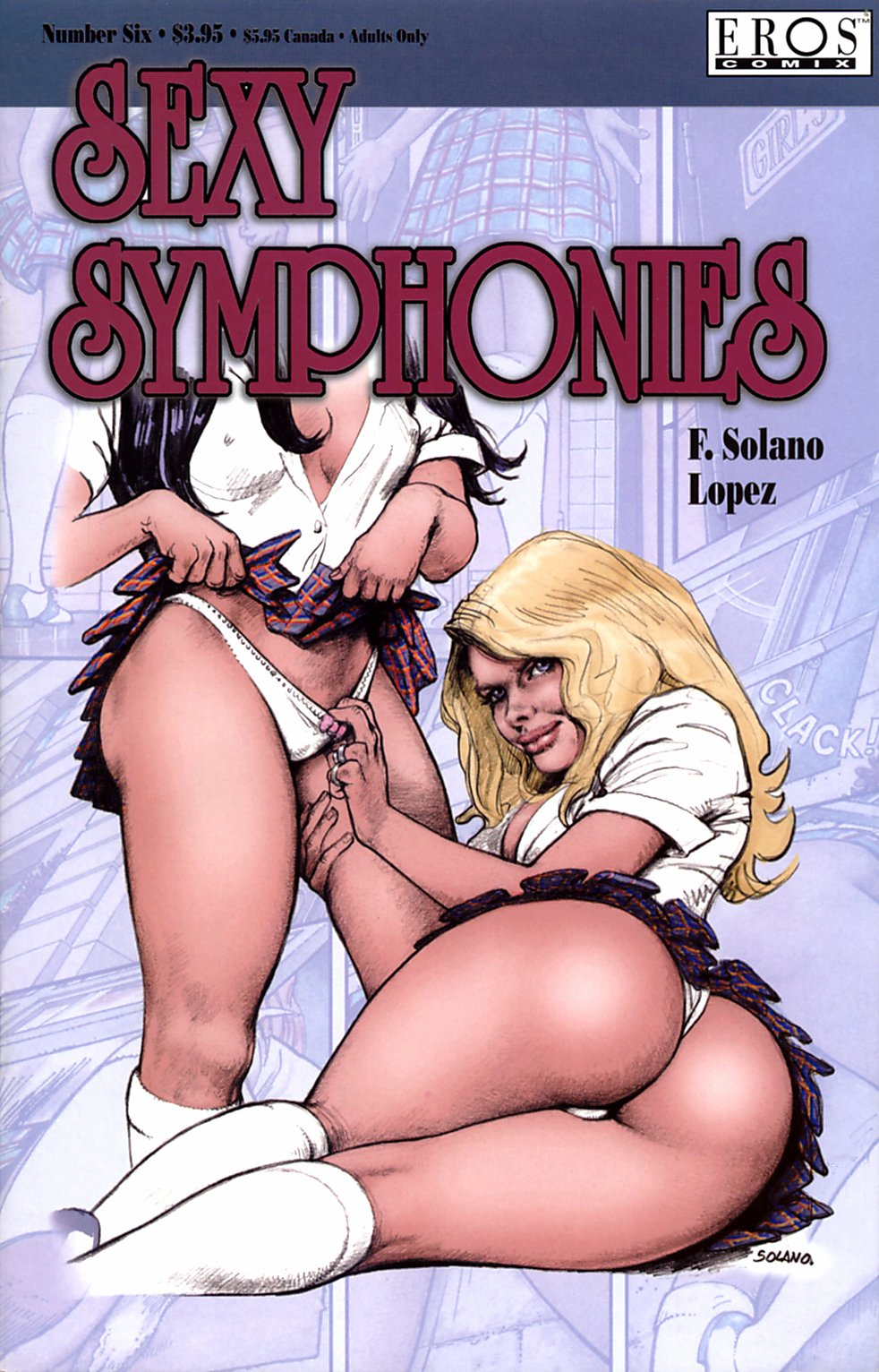 [Francisco Solano Lopez] Sexy Symphonies #6