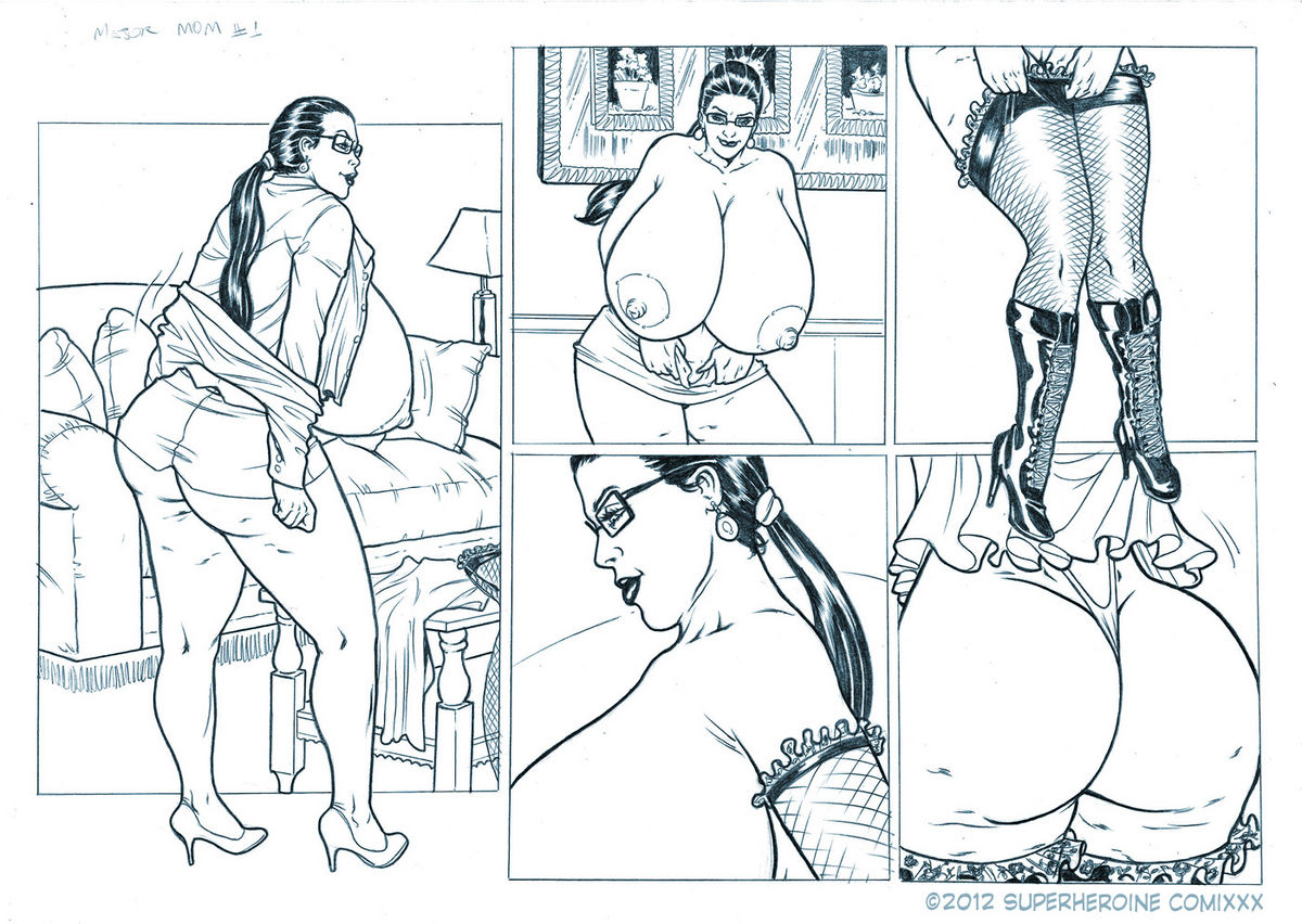 SuperHeroineComixxx]Pencil Major Mo[Update]