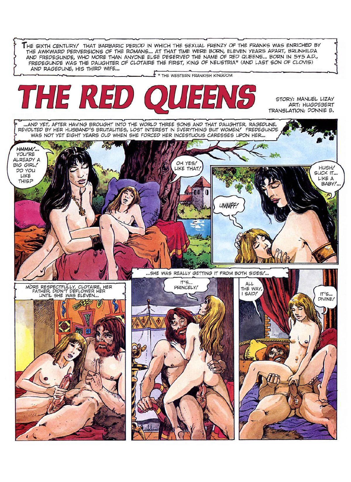 [Hugdebert] The Red Queens