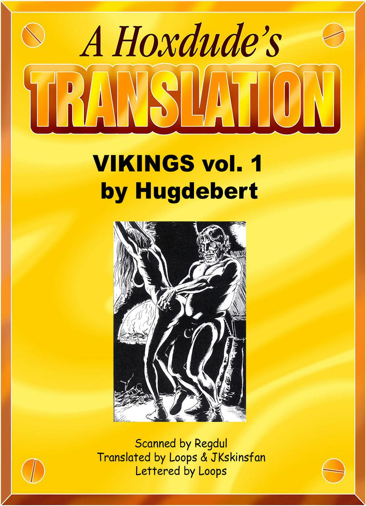 [Hugdebert] Vikings 1 [English] {Loops and JKskinsfan}